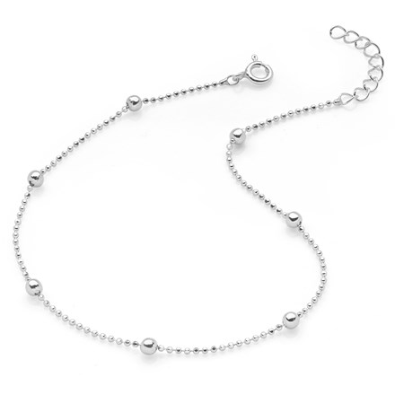 Pebble Bay Anklet