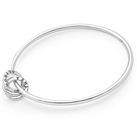 Personalised Russian Rings Bangle