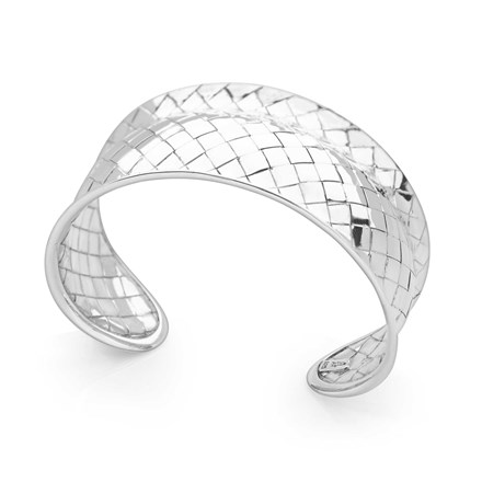 Bali Weave Bangle