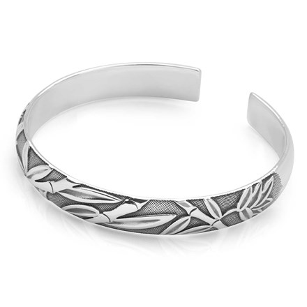 Bamboo Sanctuary Bangle