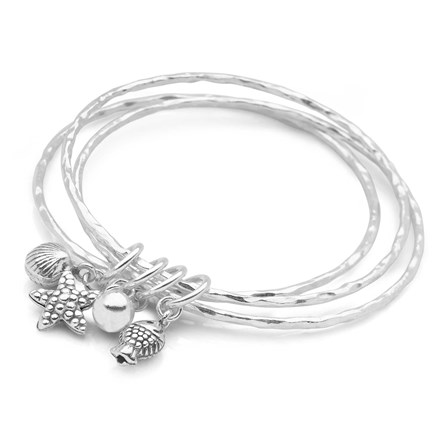 Charms of the Sea Bangle