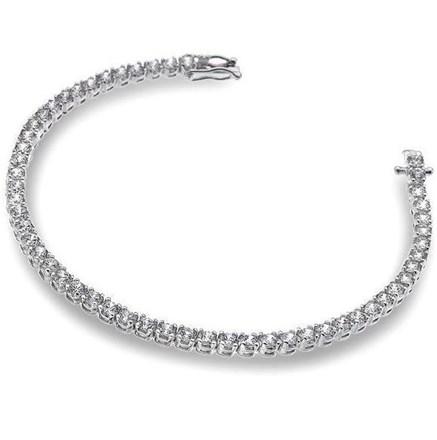 Sparkling Tennis Bracelet