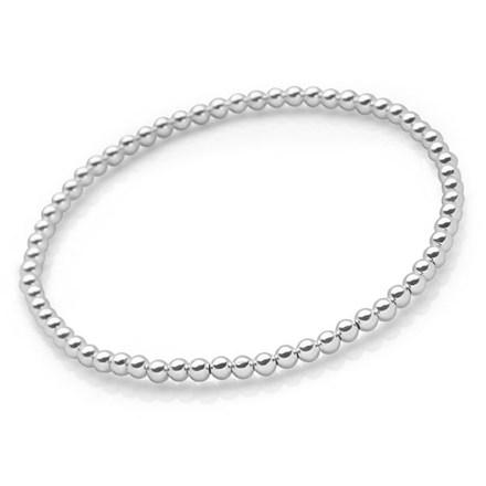 Silver Brooke Bracelet