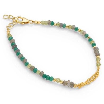 Everglade Bracelet (Gold Plate)