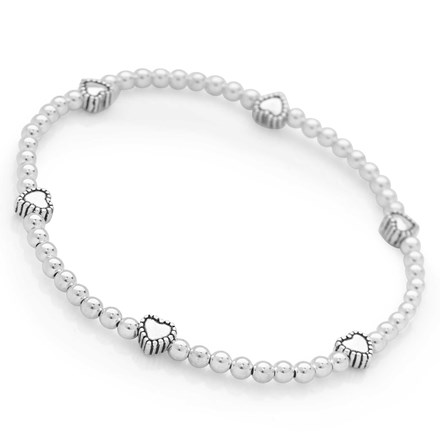 Love Hearts Bracelet