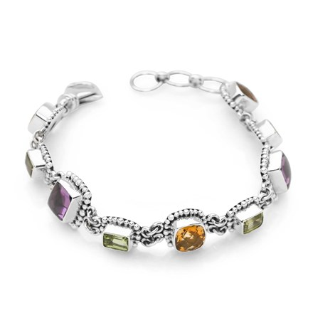 Jewels of the Rainforest Bracelet