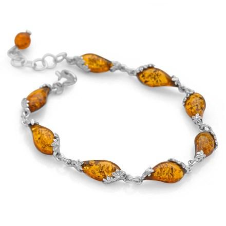 Amber Folly Bracelet