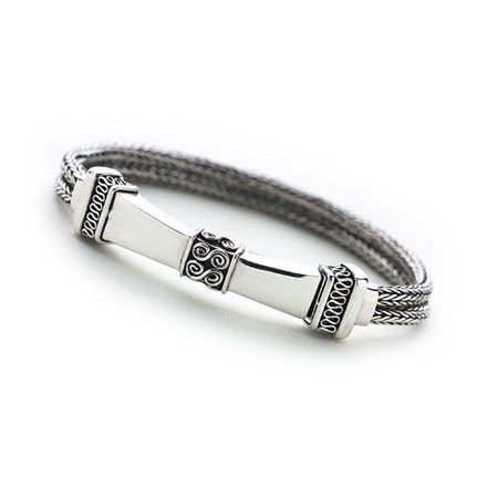 Rope Bridge Bracelet