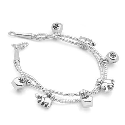 Elephant Garden Bracelet