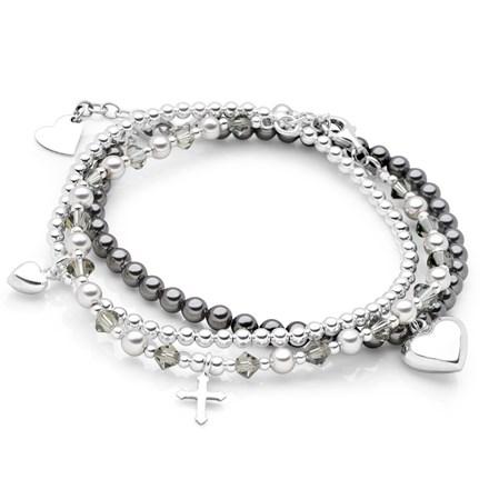 Cherished Bracelet Stack
