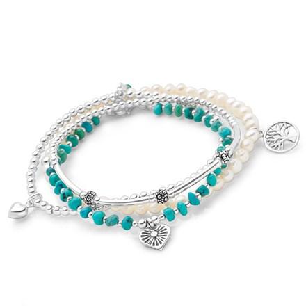 Spiritual Bracelet Stack