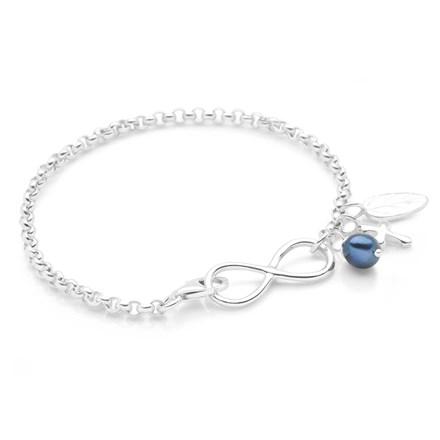 Infinite Charm Bracelet