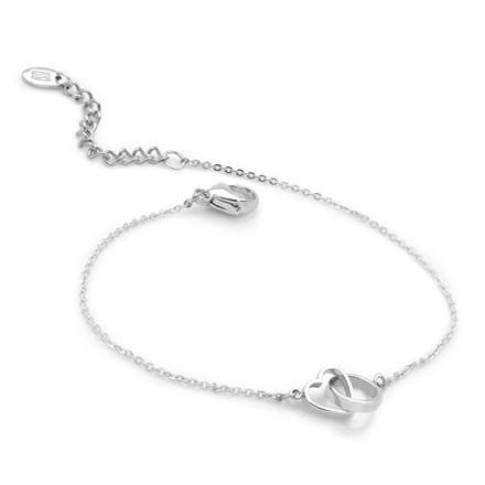 Lovers Entwined Bracelet