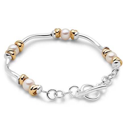 Precious Pearls Bracelet