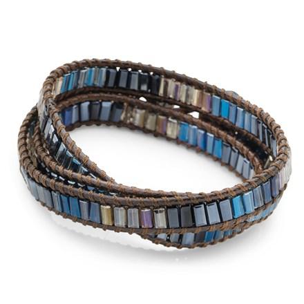 Venetian Nights Wrap Bracelet