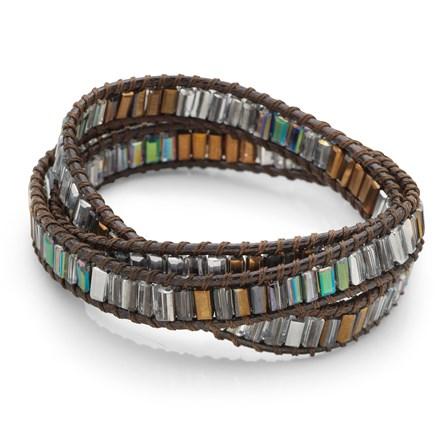 Gobi Winds Wrap Bracelet
