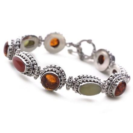 Artisan-Crafted Bracelet (21cm)