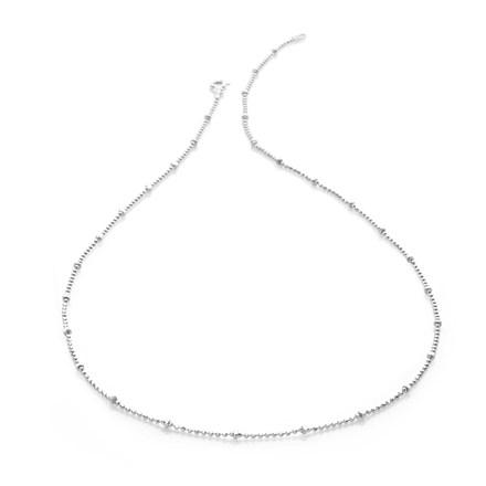 Silver Spark Chain