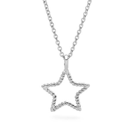 Woven Star Chain