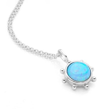 Opal Islands Necklace