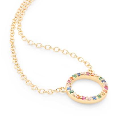 Rainbow Aura Chain