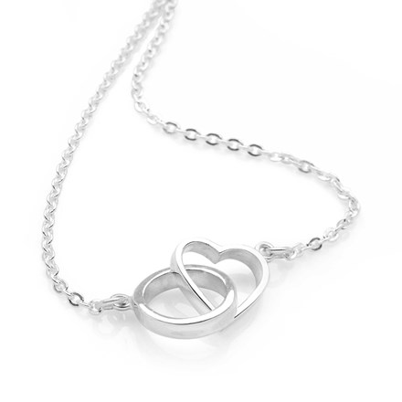 Lovers Entwined Necklace