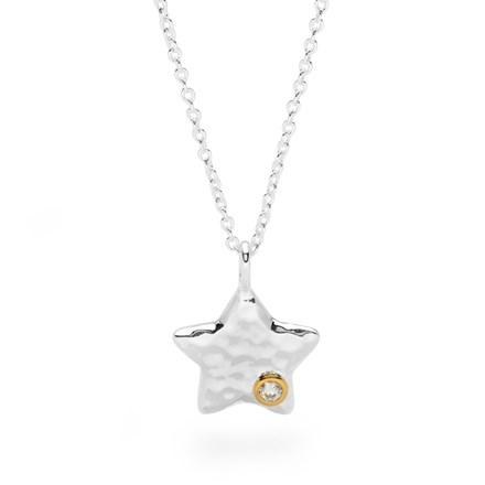 Silver Starlett Chain