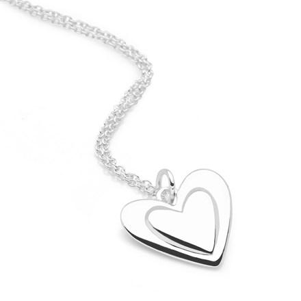 Love in Silver Chain