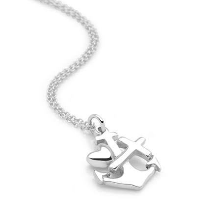 Anchor Charm Chain