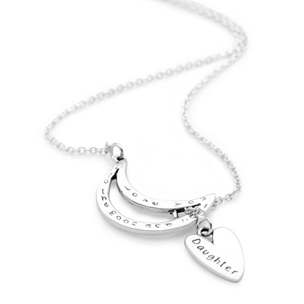 Daughter To The Moon And Back Chain