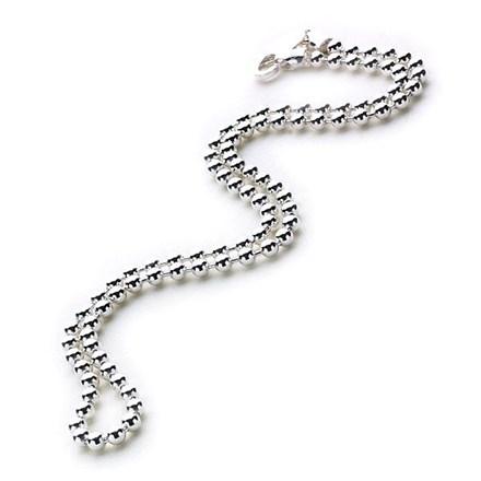 4.0 Mm Id Tag Chain 55cm
