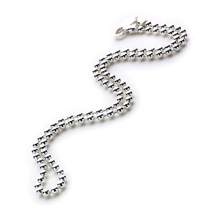 3mm Id Tag Chain 45cm