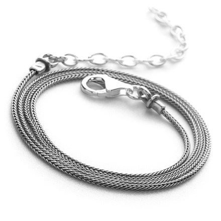 45-50cm Oxidised Chain