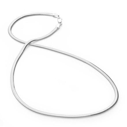 Silver Stream Necklace