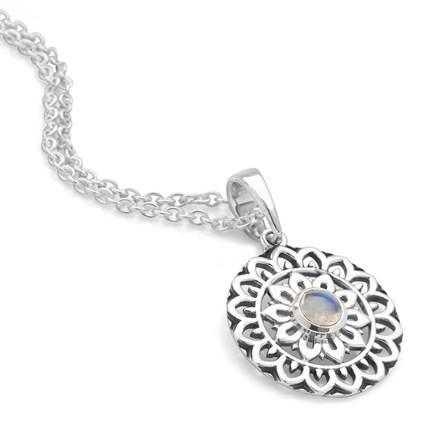 Moon Song Mandala Chain