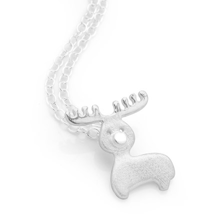 Shimmering Reindeer Chain