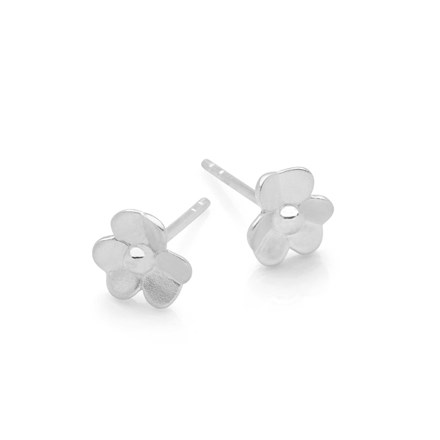 Meadow Sweet Studs (Brushed)
