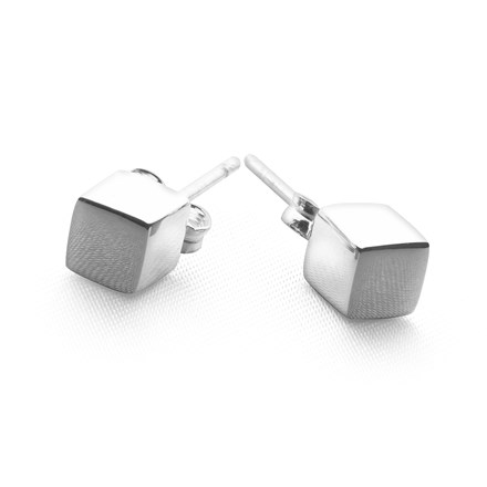Classic Cube Studs (Large)