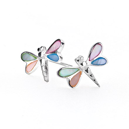 Damselfly Dream Studs