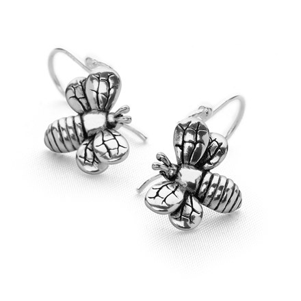 Buzzing Bee Earrings