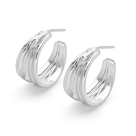 Cashmere Hoops