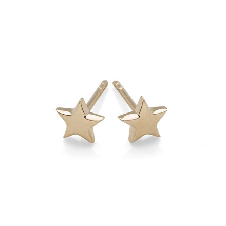 Starry Studs Gold Plated