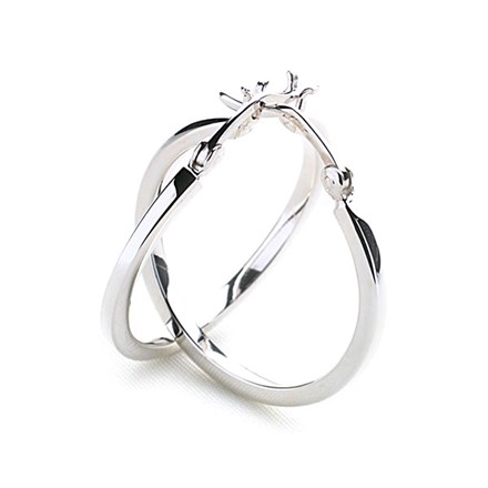 Giselle Hoop Earrings 25mm