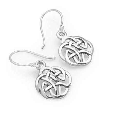 Dara Knot Earrings