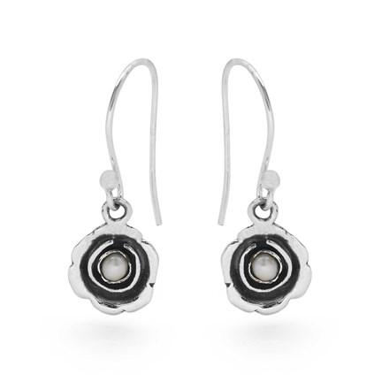 Perle De Fleur Earrings