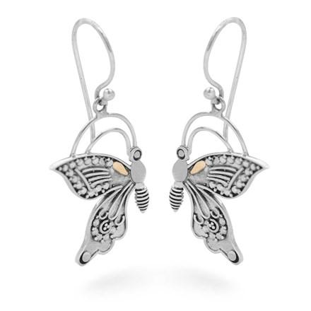 Kuta Butterfly Earrings