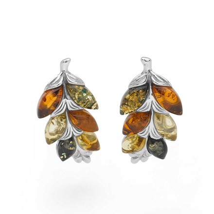 Sunset Laurel Earrings
