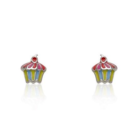 Magic Cupcake Children's Studs