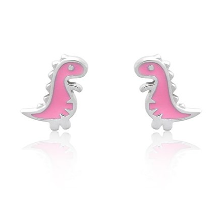 Candy Dinosaur Children's Studs