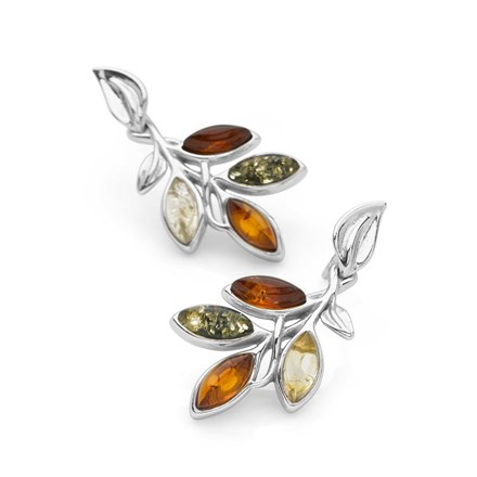 Flame Tree Earrings